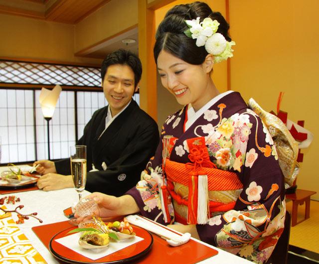 鶴岡八幡宮で結婚式を挙げるなら「鉢の木 鎌倉ウェディング」