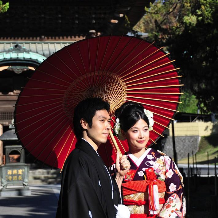 鎌倉 建長寺での結婚式