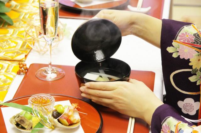 鎌倉の披露宴 婚礼会席