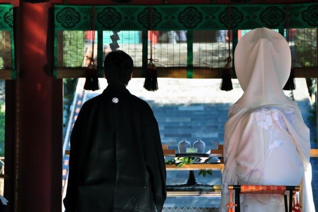 鶴岡八幡宮での結婚式は、鉢の木にお任せ下さい。