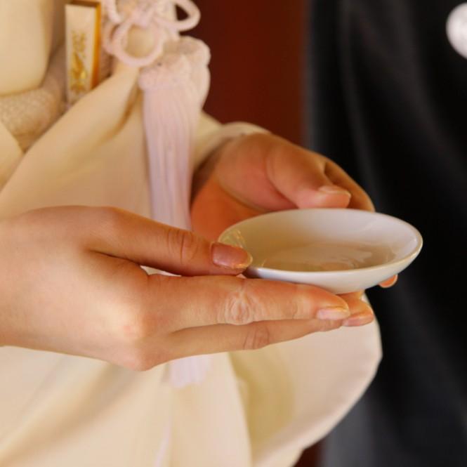 鎌倉の神前結婚式は、鉢の木にお任せ下さい。