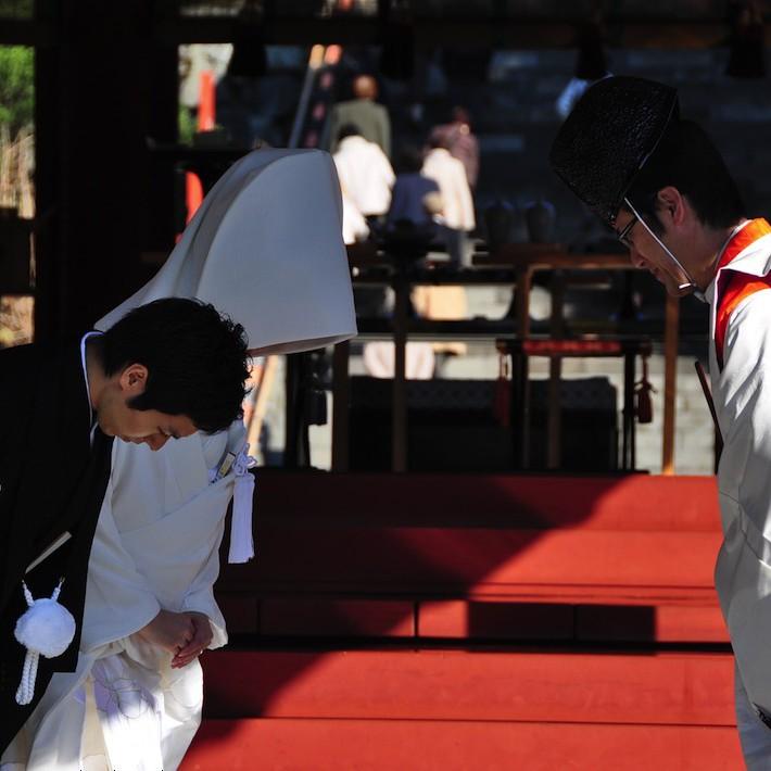 鶴岡八幡宮での結婚式は、鉢の木にお任せ下さい
