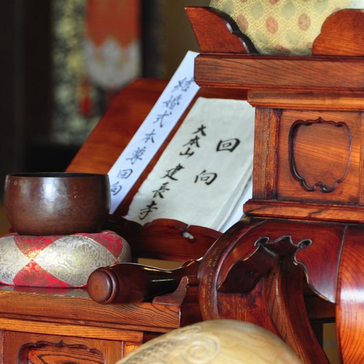 建長寺での仏前結婚式は、鉢の木にお任せ下さい。