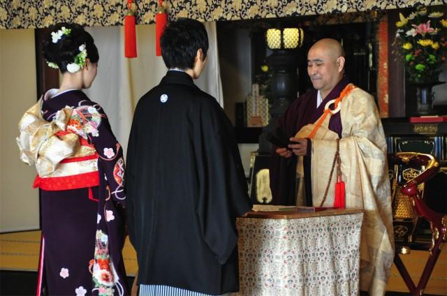 建長寺での結婚式は、鉢の木にお任せ下さい。