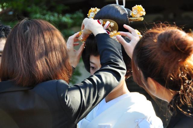 鎌倉ブライダル ご婚礼 美容スタッフ